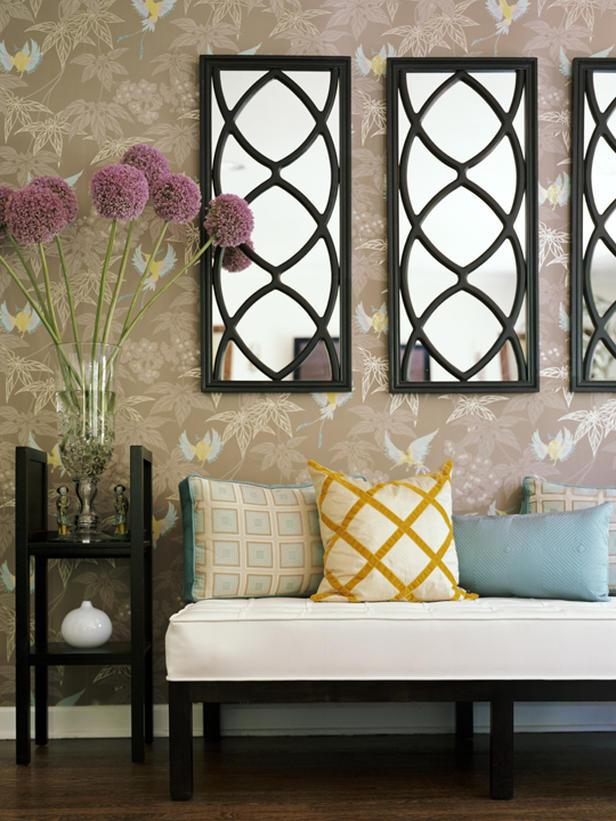 10 astuces pour d corer votre maison avec des miroirs les conseils. Black Bedroom Furniture Sets. Home Design Ideas