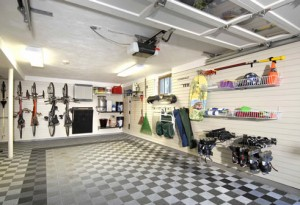 organiser le garage