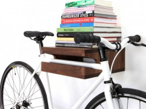 Porte-vélo moderne