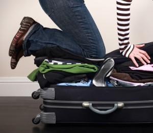 bagages sans surpoids