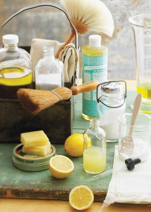 Astuces pratiques pour nettoyer votre maison naturellement ...